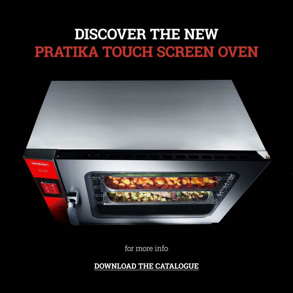 Pratika Touch Screen Oven