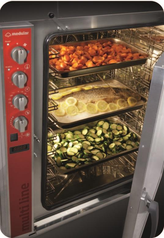 Modular increases the range of ovens