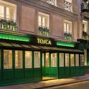 Restaurant Tosca, Paris