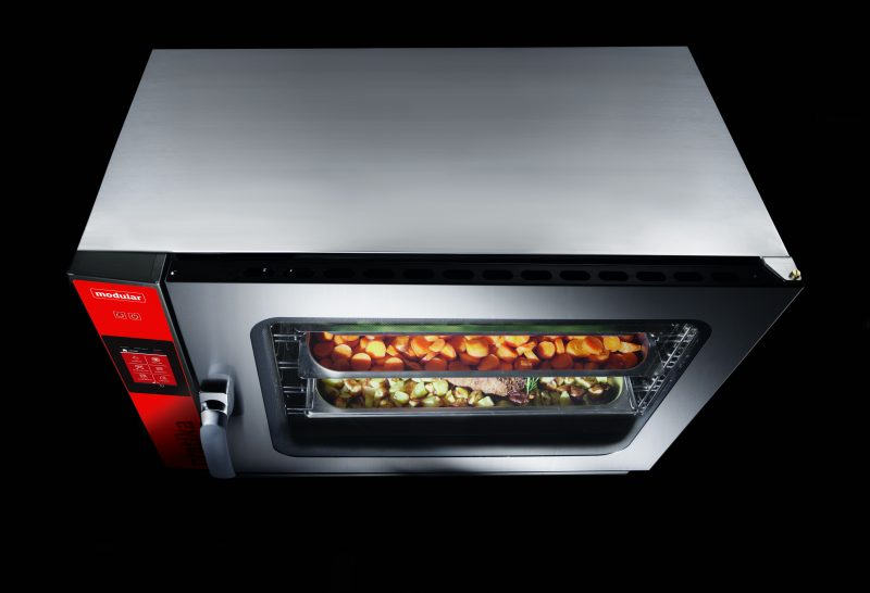 New Models: Touch Screen Pratika Ovens